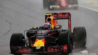 Formule1 Brazilie 2016 Race Hoogtepunten met Nederlandse verslaggeving