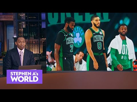Stephen A. says the Celtics could be a problem in the playoffs | Stephen A's World