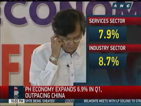 Philippine GDP Q1 2016 highest in Asia - Emma Concepcion, Licensed Real Estate Broker