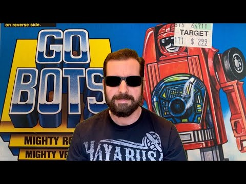 GoBots Turbo Review - Machine Robo Supercar Robo | A Collector's Guide To Vintage 1980's GoBots