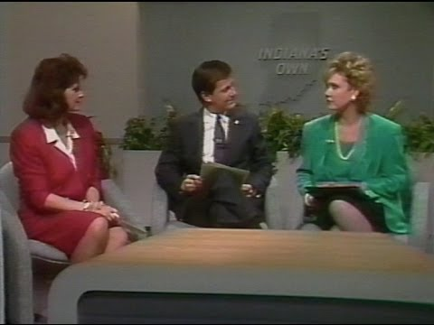 September 12, 1989 - Indianapolis 5:30 PM Newscast