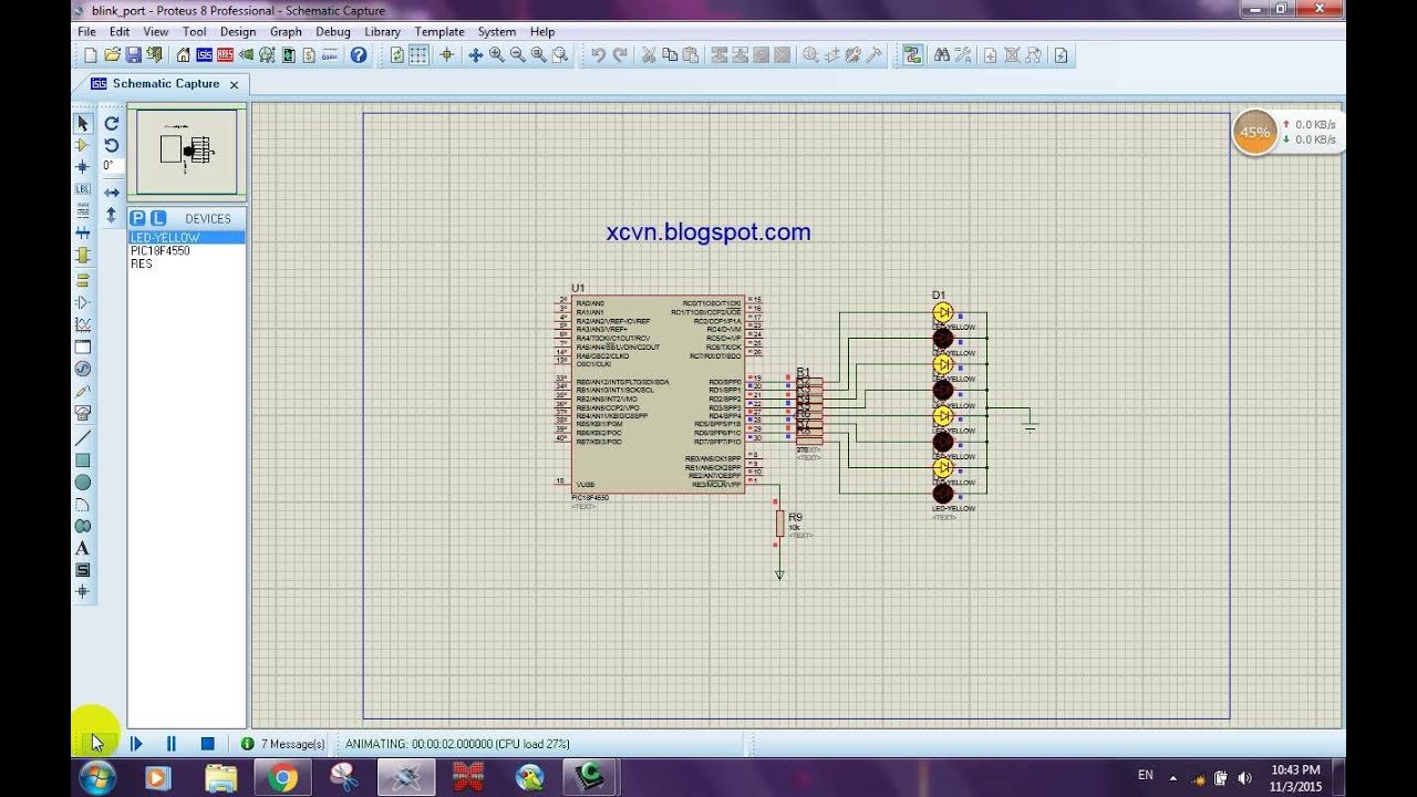 Modern Free Schematic Capture Software Illustration - Electrical ...