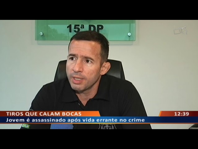 DF ALERTA - Jovem é assassinado após vida errante no crime