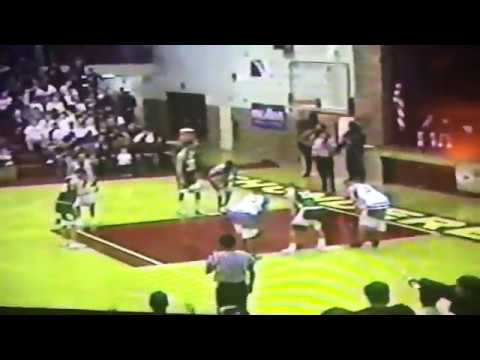 Tongue River High School Defeats #1 Ranked and Undefeated Wyoming Indian High School in 3 OTs-1998