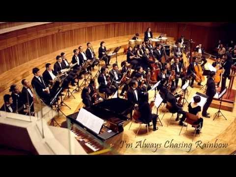 I'm Always Chasing Rainbow - Cherubim Orchestra - Aula Simfonia Jakarta
