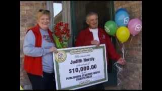 $10,000.00 PCH Winner Judith Hernly
