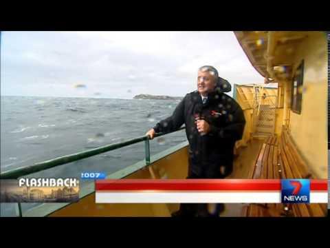 Seven News Sydney Flashback: Sydney Ferry troubles (30/8/2014)