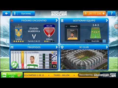 Cómo Descargar La Plantilla De Tigres Uanl Para Dream Ligue Soccer