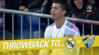 Resumen de Real Madrid vs Málaga CF (7-0) 2010/2011