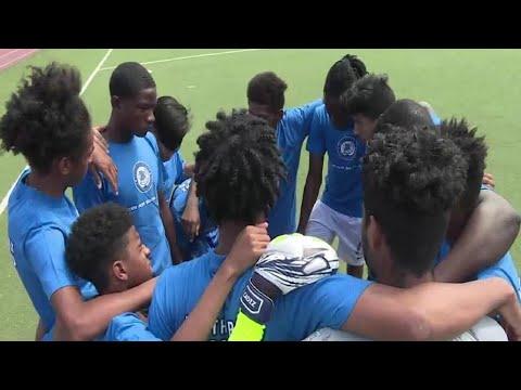 فريق كرة قدم لمساعدة المهاجرين في الولايات المتحدة  - 11:22-2017 / 8 / 14