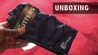 Cutters X40 Solid Unboxing (Football Gloves) - Ep. 56