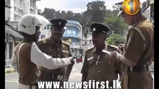 Several police officers attacked across Sri Lanka Newsfirst