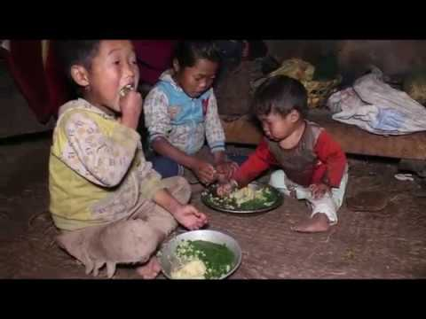 They are poor but happy (part 4) ll Money and building is nothing for golden life