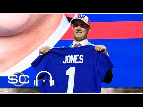 Giants drafting Daniel Jones is a 'big mistake' – Todd McShay | SC with SVP