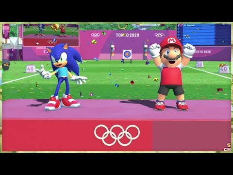 Mario & Sonic at the Olympic Games Tokyo 2020 (Nintendo Switch) Full Game Demo