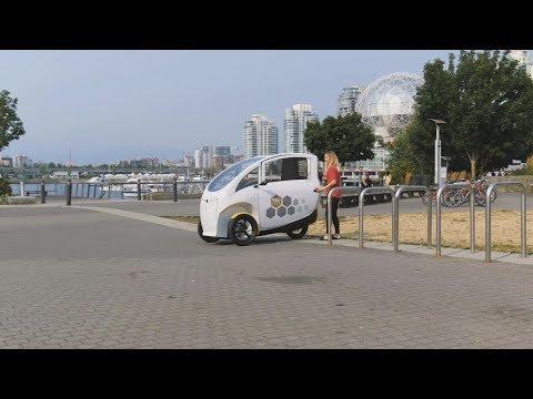 VeloMetro Mobility Story
