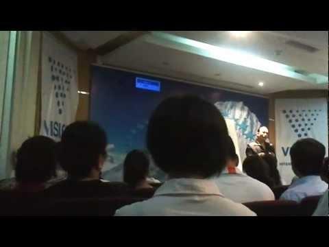 Hội Thảo Vision 24/09/2012 - Vũ Hữu Lợi - P2