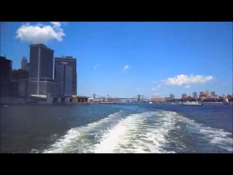 THE STATEN ISLAND FERRY RIDE