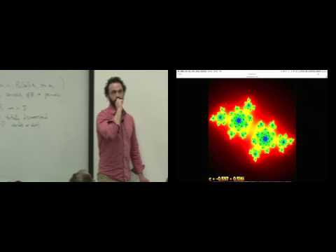 Lecture 18: The Mandelbrot Set & the box-counting dimension