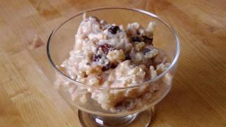 Rice Pudding - Laura Vitale - Laura In The Kitchen Episode 215