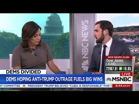 MSNBC's Alex Seitz-Wald: The Dam Is Breaking On Democrats ...