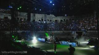 Metallica - Master Of Puppets [Live Nimes 2009] 1080p HD(37,1080p)/HQ