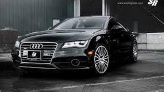 Audi A7 Тест драйв Anton Avtoman