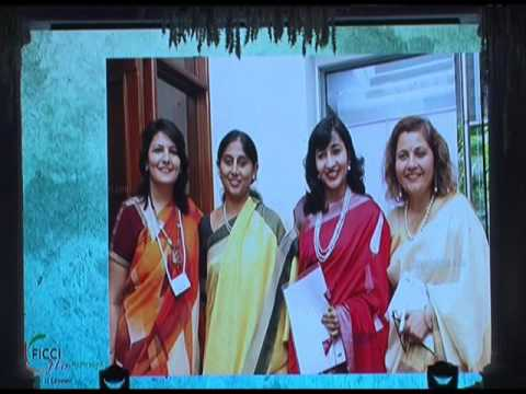 FICCI FLO Women Achiever's Awards and walk for a cause - Part 1