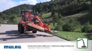 MULAG MRM 300 Und MLM 200 Mit Holder C 992