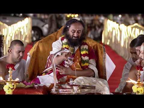 Mahashivratri 2018 Celebrations with Gurudev Sri Sri Ravi Shankar