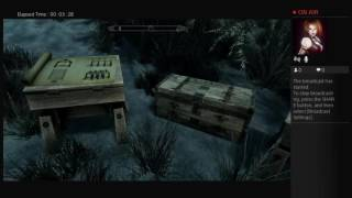 Skyrim Where to find Quarried Stone, Clay, Sawn Logs