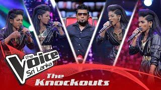 Amashi De Silva | María | The Knockouts | The Voice Sri Lanka Thumbnail