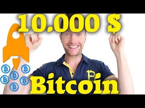 🚀 Bitcoin bei über 10.000 $! Bald 50.000 $?! 💥💰📈🚀