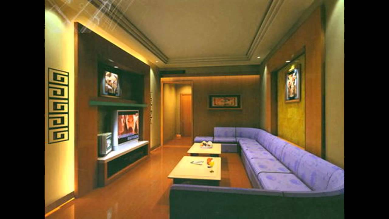 awesome karaoke room design youtube