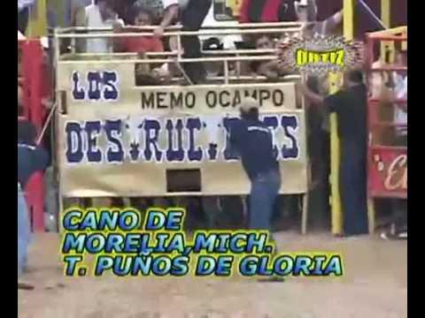 La Revancha Esperada [AARON ORTIZ VS EL MEZCAL] en el Relicario de Morelia.