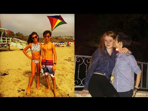 Aidan Gallagher New Girl's friends ♥ girls Aidan Gallagher Has Dated by Ssd .