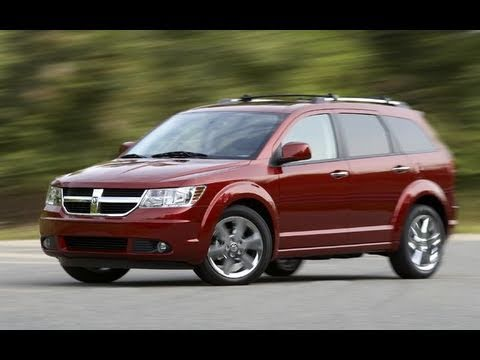 2010 Dodge Grand Caravan first look review
