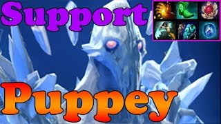 Dota 2 - Secret.Puppey Plays Ancient Apparition (Support perspective) vs Vici Gaming - Grand Finals