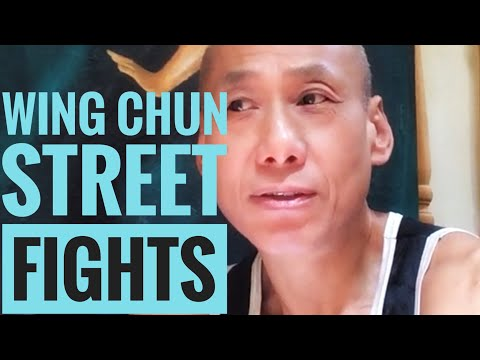 Wing Chun STREET FIGHTS | Real Experiences Talk By Wai Po Tang