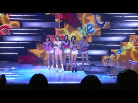 110916 Brave Girls-Interview+Why So Often(Remix ver.) @MTV The Show