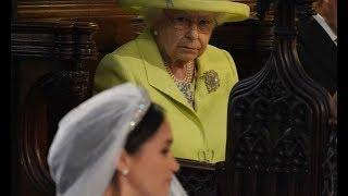 Вот что Елизавета II, запретила отцу Меган Маркл