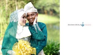 HIGHLIGHT Wedding Emyrul & Hanira | Taiping, Perak