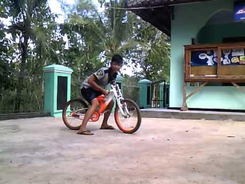Modif Sepeda Bmx Drag
