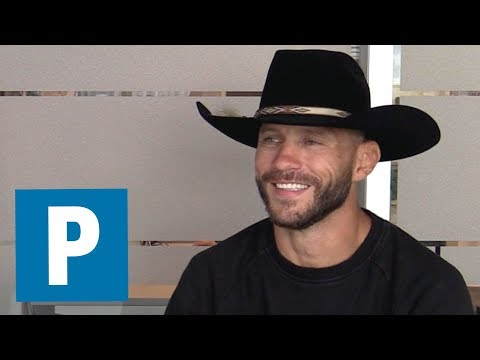 "UFC's Donald ""Cowboy� Cerrone ahead of Fight Night at Rogers Arena 