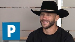 "UFC's Donald ""Cowboy"" Cerrone ahead of Fight Night at Rogers Arena 