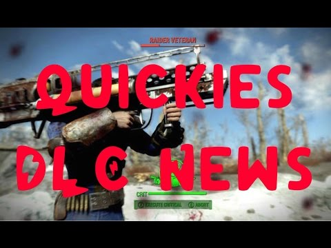 Fallout 4 DLC News - Automatron, Wasteland Workshop, Far Harbor And More! |
