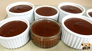 HOW TO MAKE CHOCOLATE POTS EASY DIY RECIPE