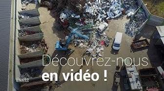 Ferrailleur, recyclage de métaux à Dieppe : ABRAFER sarl