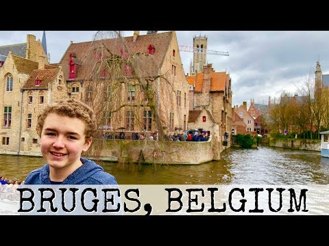 🏰 The most charming town in Europe? Bruges, Belgium 🇧🇪