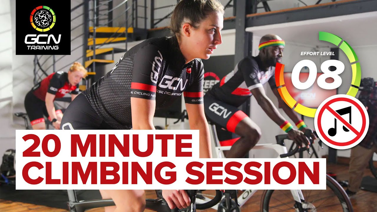 20 Minute Climbing Session | Conquer the climb - Without Music 🔇